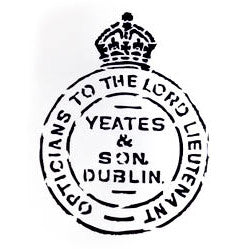 NCS-144 Old dublin stamp Stencil