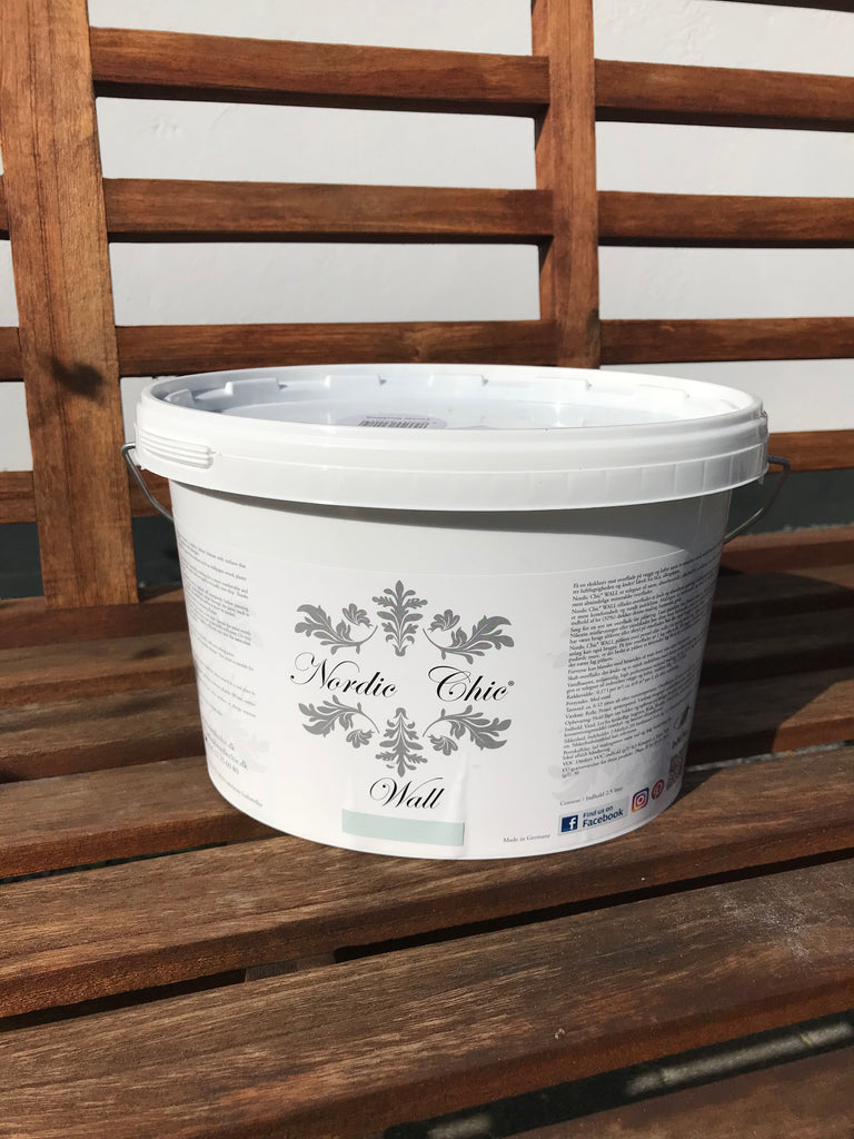 Nordic Chic® Wall - Whipped Cream- clay & chalk walllpaint