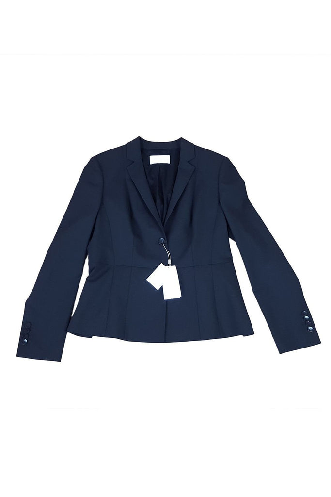 HUGO BOSS Jukina Classic Fitted Jacket 14-Hugo Boss-The Freperie