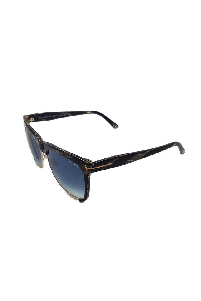 TOM FORD Thea Large Sunglasses TF 366 60B-Tom Ford-The Freperie