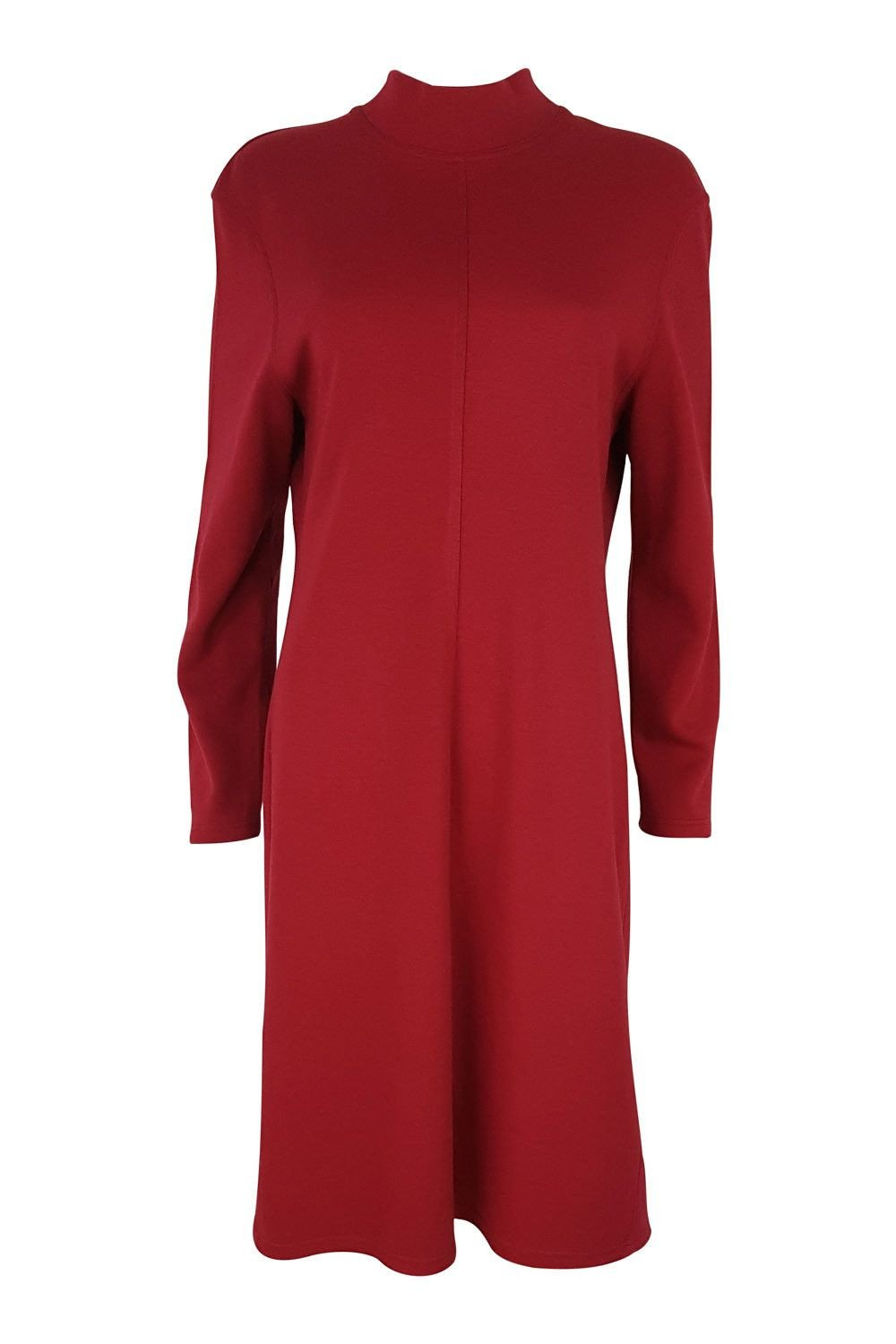 YVES SAINT LAURENT Vintage Polo Neck Dress-Yves Saint Laurent-The Freperie