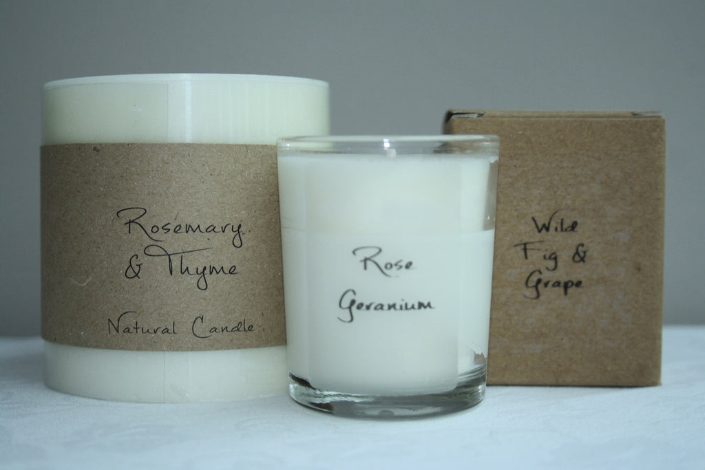 Small Votive Organic Soy Wax 9cl candles