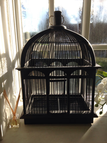 Ornamental Birdcage
