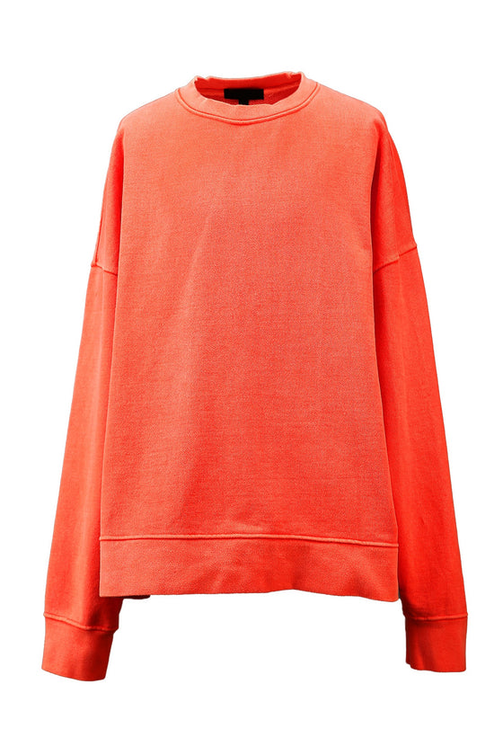 Heavy Cotton Sweater PEACH