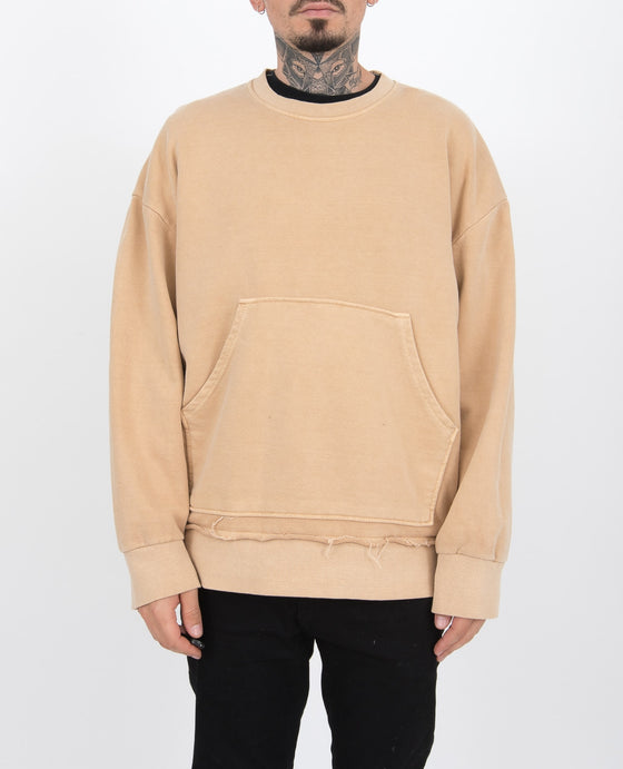 Oversize Sweater  Beige 1