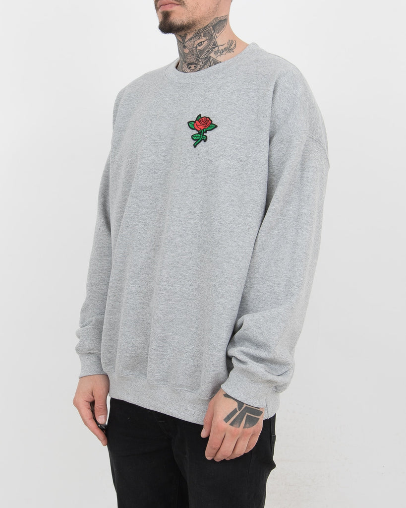 Rose Sport Grey Sweater