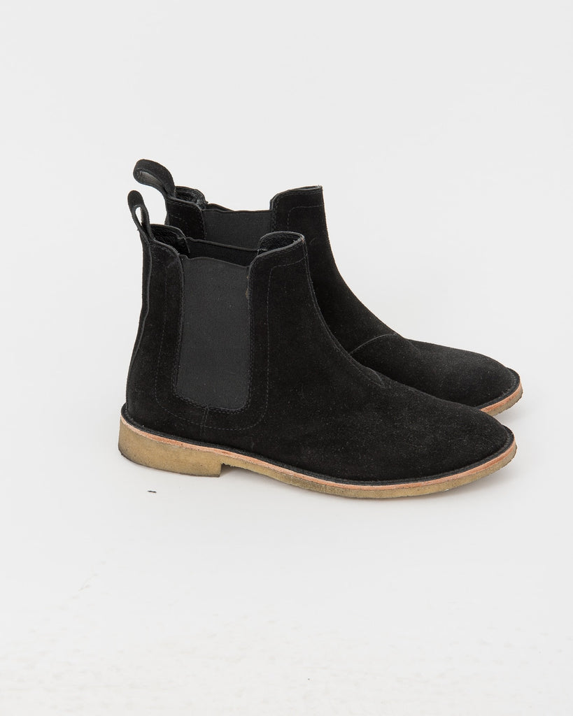 Chelsea Boots Black Sample