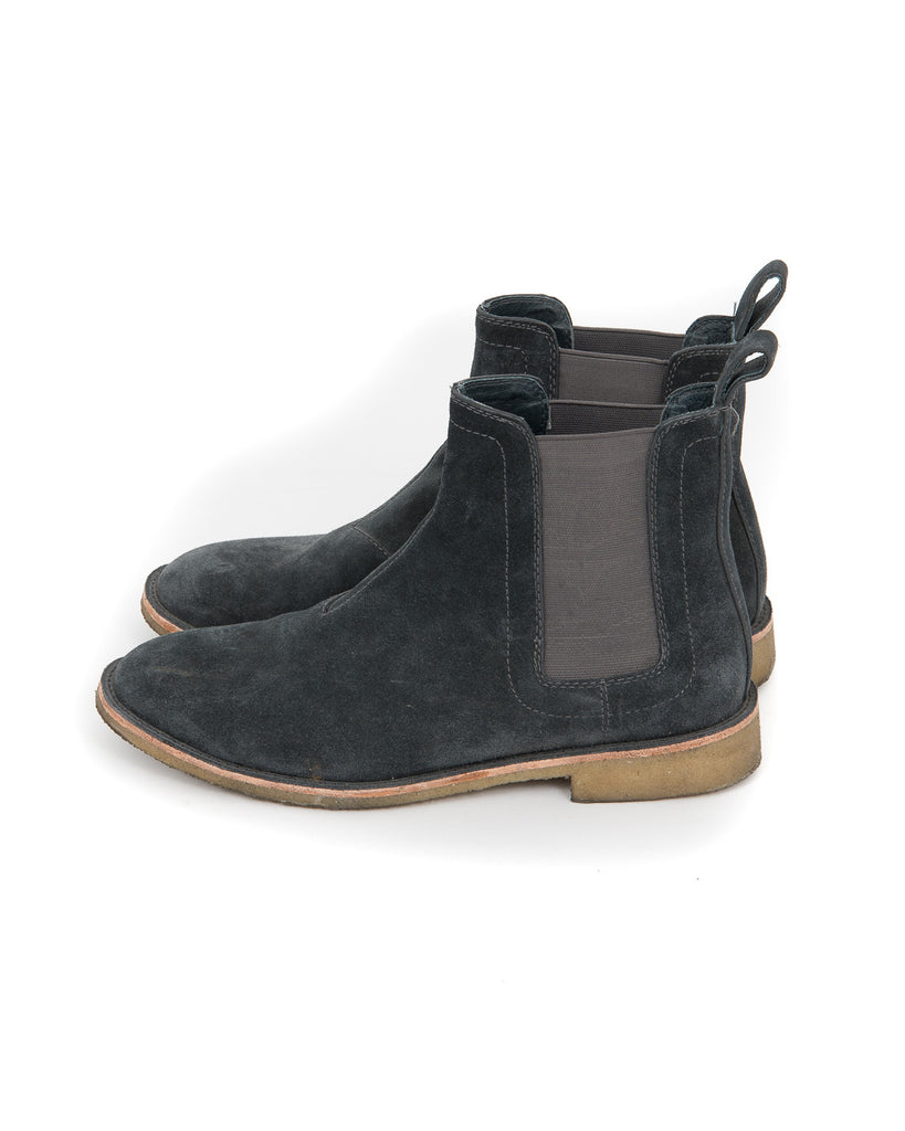 Chelsea Boots Blue Grey Sample