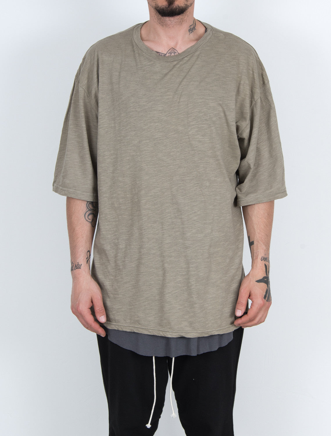 Khaki Box T-Shirts