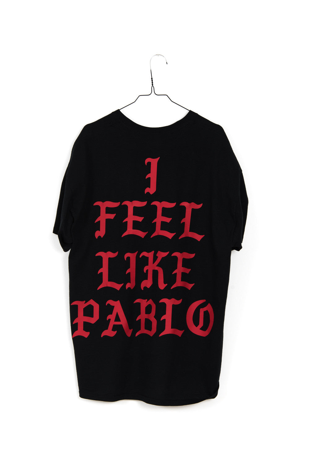 i feel like Pablo T-Shirt Red/Black