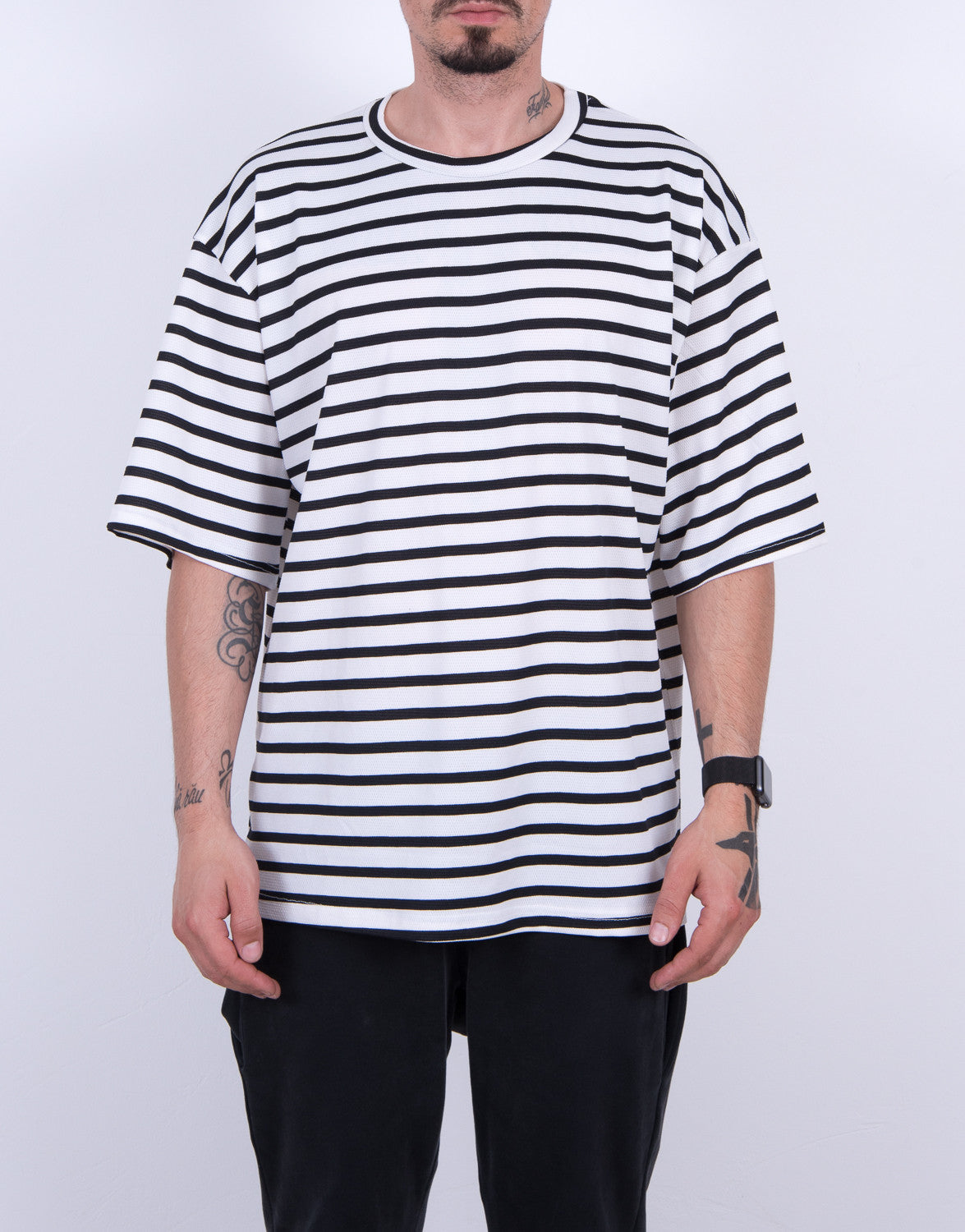 Boxy Loose Fit Short Sleeve T-Shirt