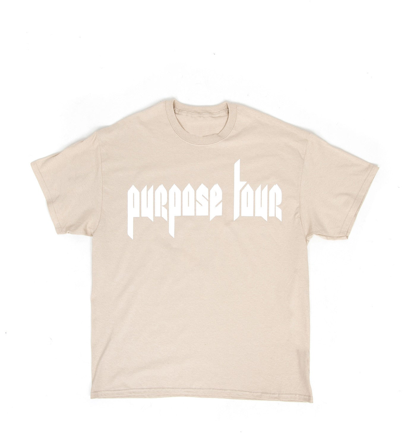 Purpose T-Shirt White/Sand