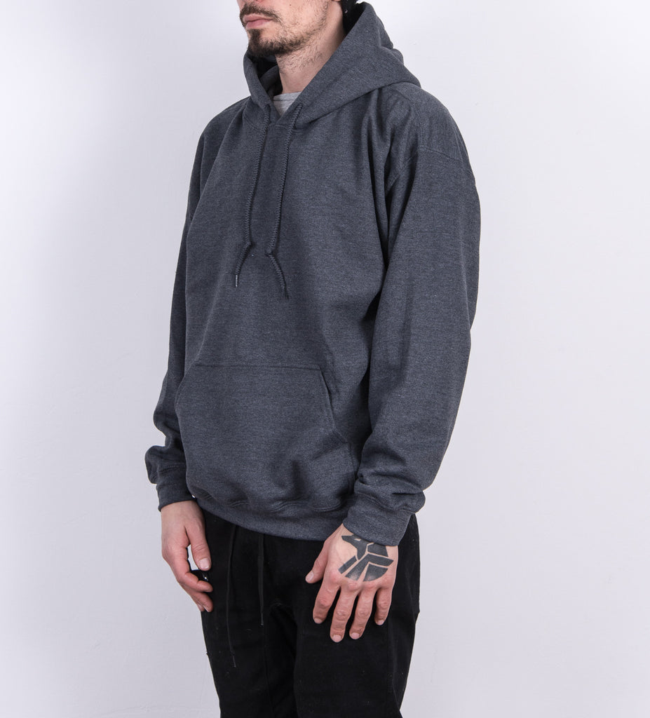 Oversize Hoodie Dark Heather