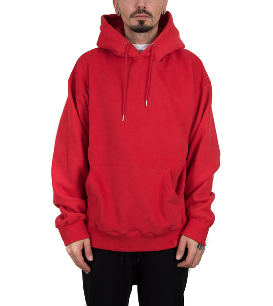 Oversize Napping Hoodie Rot
