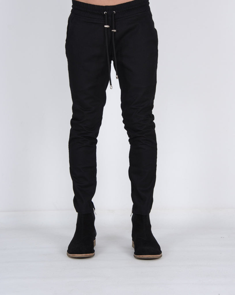 Minimal Paris Black Pants