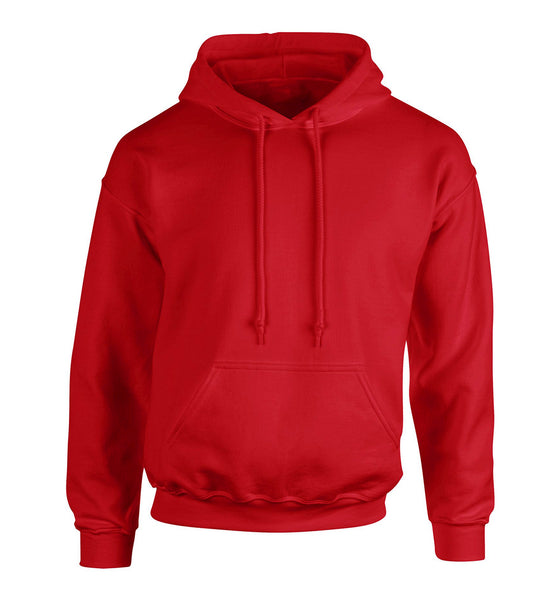 Oversize Hoodie Red