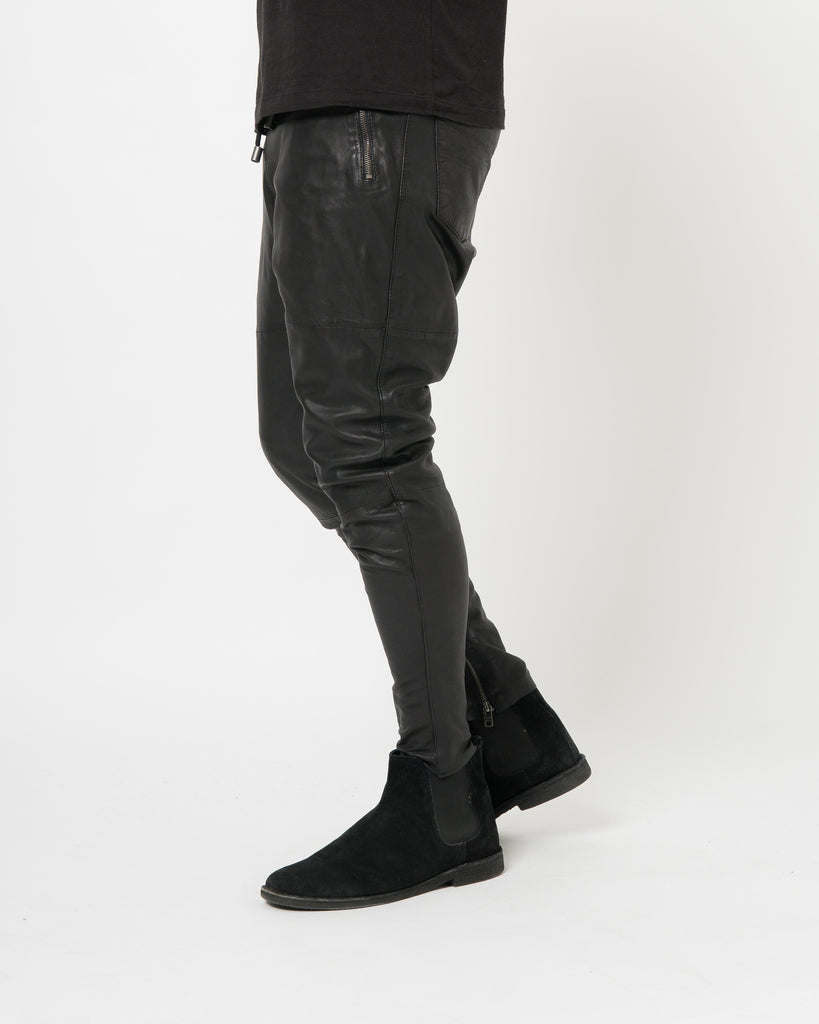 TIGHA LEATHER PANTS