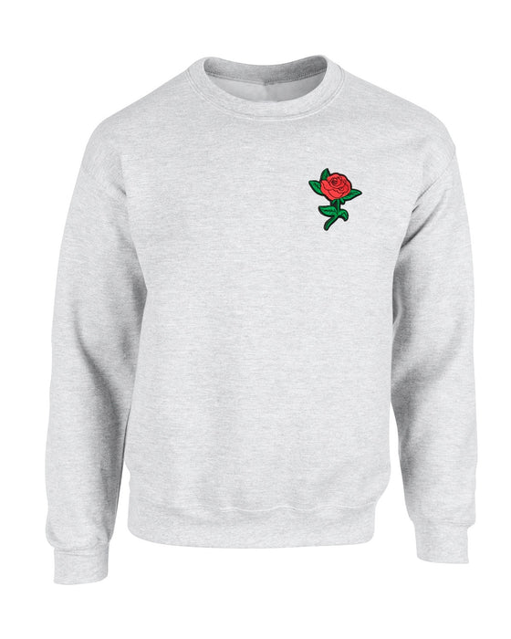 Rose Ash Grey Sweater