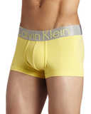 Calvin klein men's steel micro low rise trunk