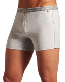 CK one men's cotton stretch fashion boxer