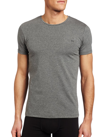 Diesel men's randal essentials logo t-shirt