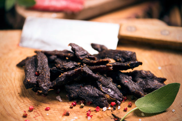 Yak Jerky, Spicy, 1.75 oz.