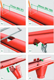 How to fit Roofart Steel Gutter outlet
