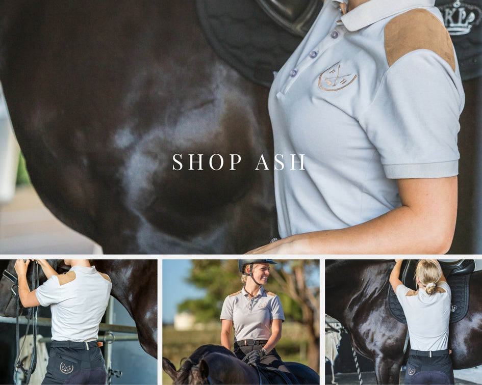 Equestrian Style Polo shirts at Foxtrot Horsewear