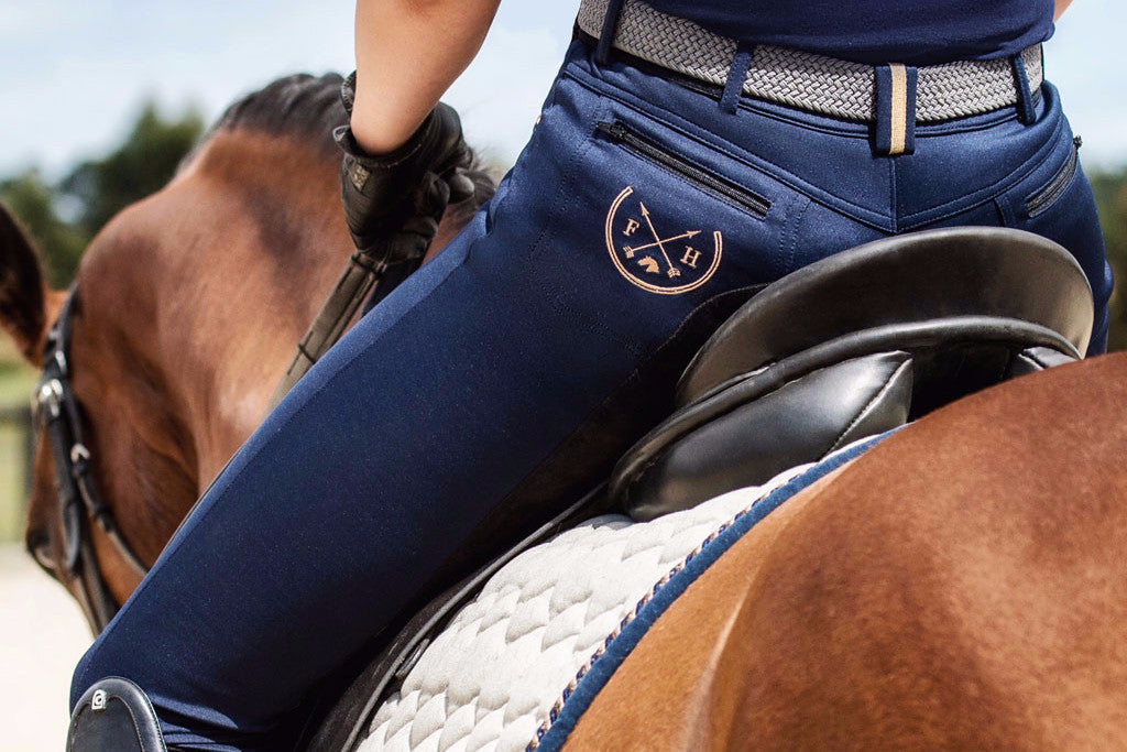 Womens Horse Riding Breeches | Riding Clothes | Foxtrot Horsewear