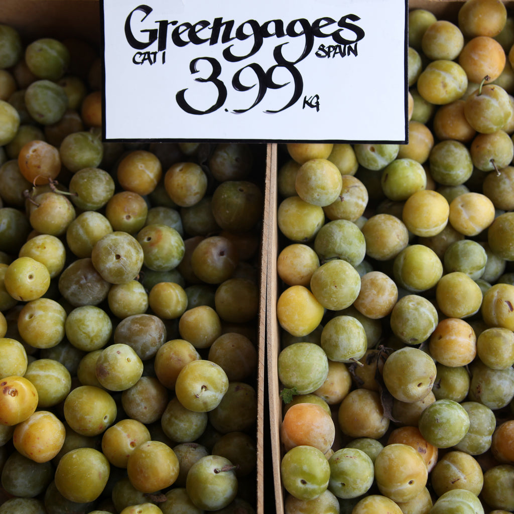 greengages roots fruits glasgow