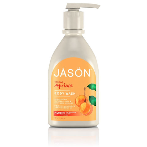 Jason Glowing Apricot Body Wash