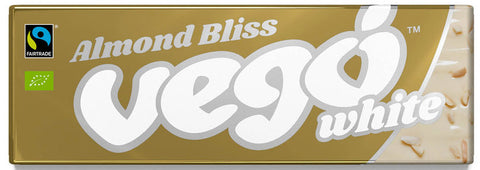Vego Almond Bliss White Chocolate 50g