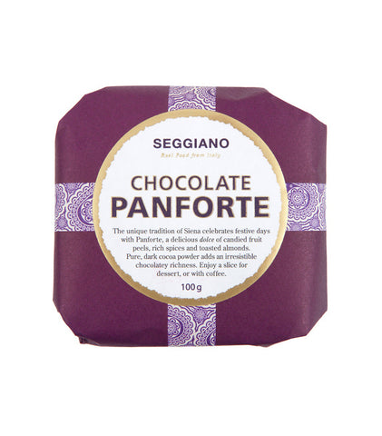 Seggiano Chocolate Panforte