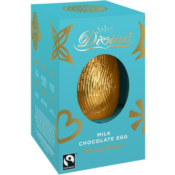 Divine Milk Chocolate Egg