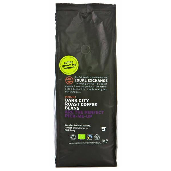 Equal Exchange Dark Roast 1kg