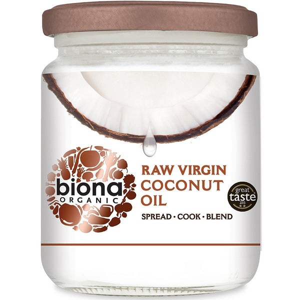 Biona Organic Raw Virgin Coconut Oil