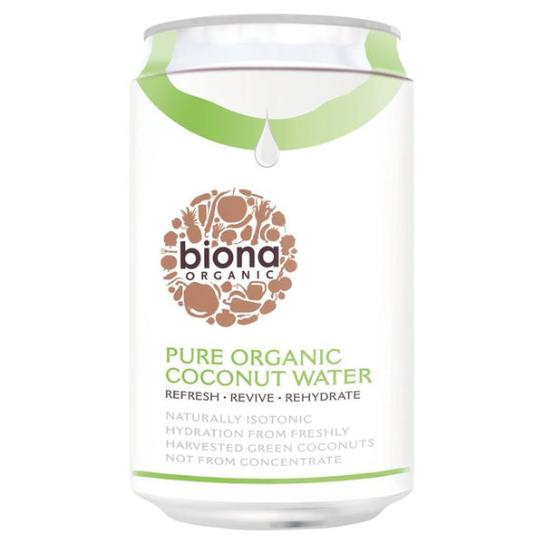 Biona Coconut Water 330ml