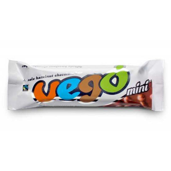 Vego Whole Hazelnut Chocolate Mini 65g
