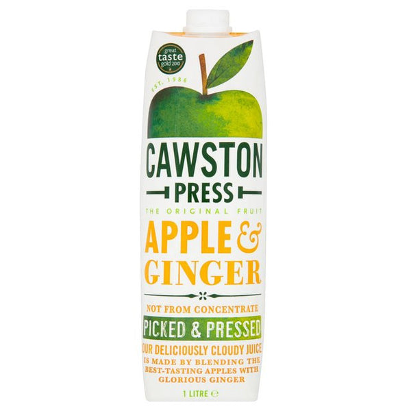 Cawston Press Apple & Ginger