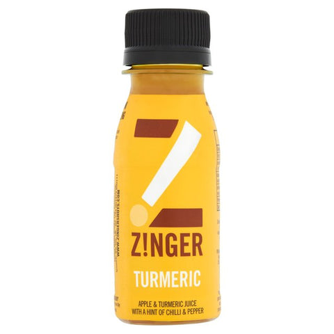James White Golden Turmeric Juice Zinger