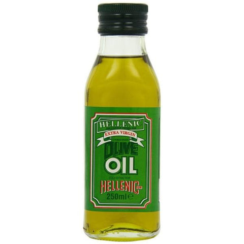 Hellenic Extra Virgin Olive Oil 250ml