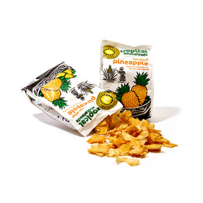 Tropical Wholefoods Sun Dried Pineapple