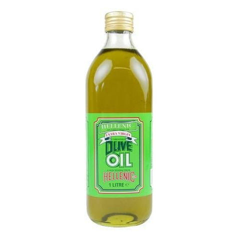 Hellenic Extra Virgin Olive Oil 1L