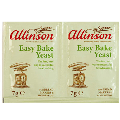 Allinson Easy Bake Yeast - Roots Fruits & Flowers Glasgow