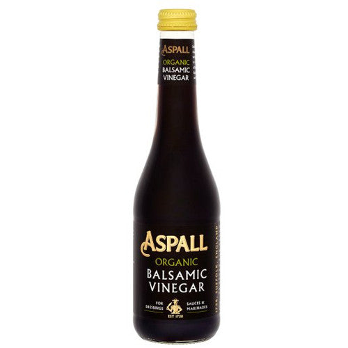 Aspall Organic Balsamic Vinegar - Roots Fruits & Flowers Glasgow