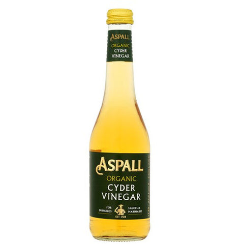 Aspall Organic Cyder Vinegar - Roots Fruits & Flowers Glasgow