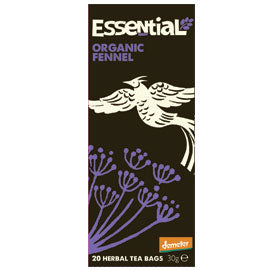 Essential Organic Herbal Tea Bags