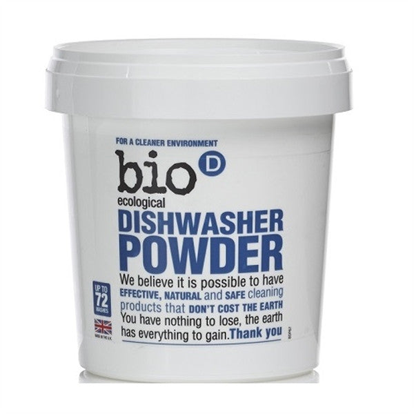Bio-D Dishwasher Powder - Roots Fruits & Flowers Glasgow