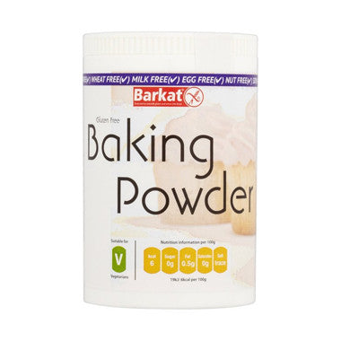 Barkat Gluten Free Baking Powder - Roots Fruits & Flowers Glasgow