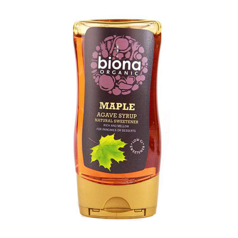 Biona Organic Agave Syrup - Roots Fruits & Flowers Glasgow